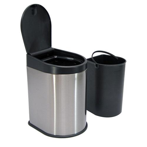 【仁泰带盖垃圾桶介绍】参数