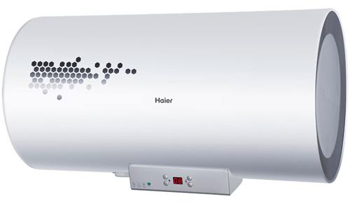 海尔(haier)es60h-d1(e)(60升 电热水器 防电墙,安全预警,延时预约