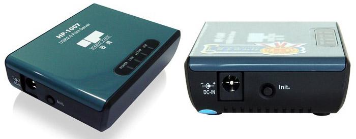 保護用戶投資,首次測試HP 1200w打印服務器