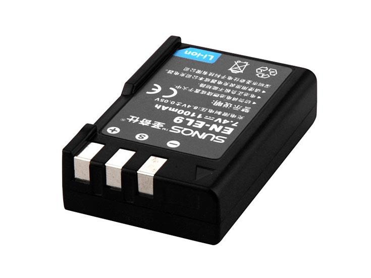 圣奇仕(sunqs)el9相机电池