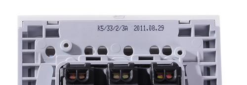 罗格朗(legrand)k5/33/2/3a三位双控开关