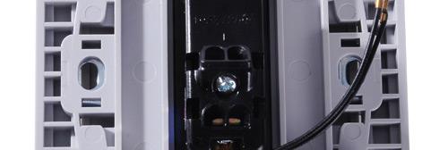 tcl-罗格朗 k5/31/1/2fn一位单极复位带灯开关 开关面板 开关插座