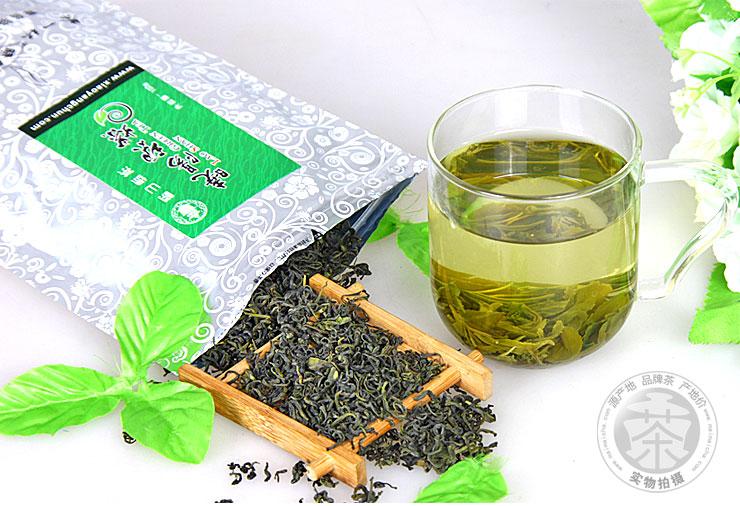 高清图欧式绿茶