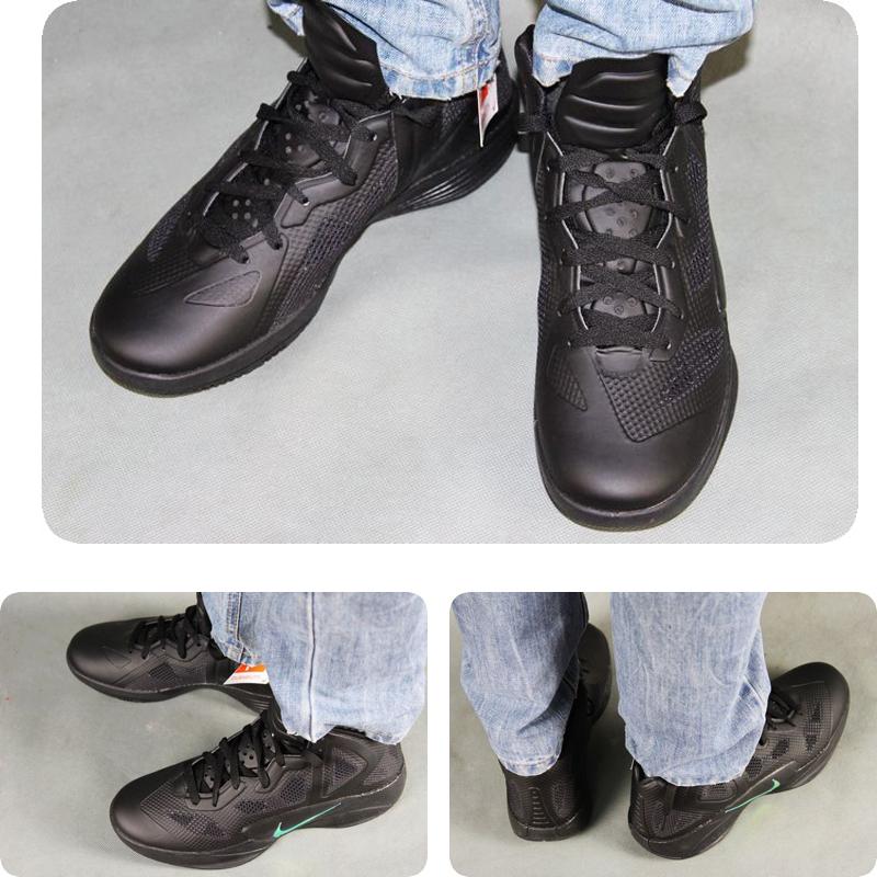 nike耐克zoomhyperfuse2011男子篮球鞋474241004 双