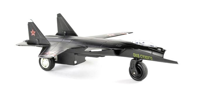 彩珀 苏47 回力合金飞机模型玩具【图片 价格 品牌 】