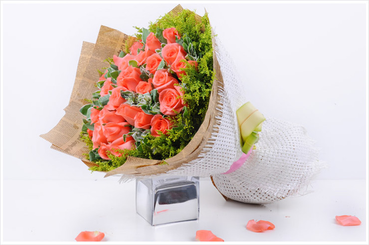 led图片素材花店