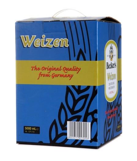 【德国卡士堡啤酒啤酒】带杯礼盒装(白啤)【图片 价格