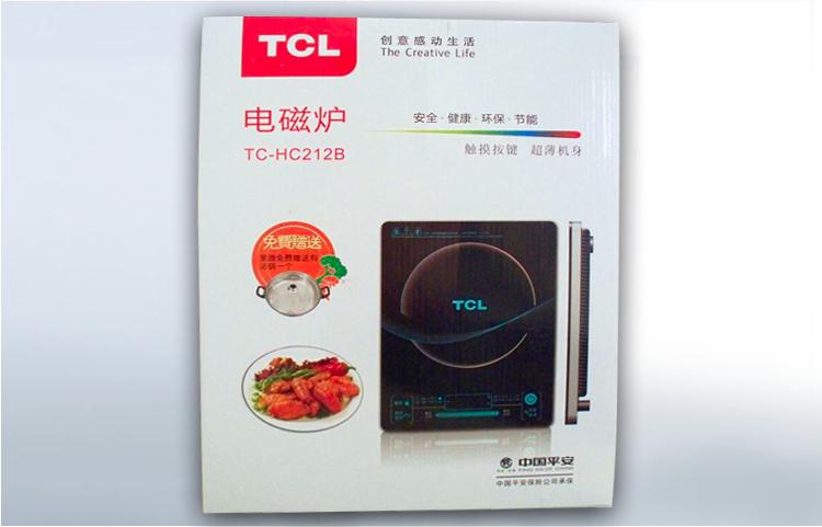 tcl tc-hc212b 超薄电磁炉