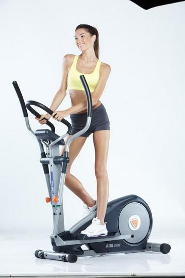 家用磁控健身椭圆机/太空漫步/走步机(ab-e830)
