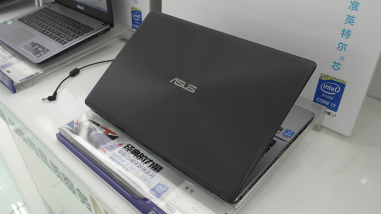 【华硕f555ld5200笔记本500g硬盘官方标配】华硕