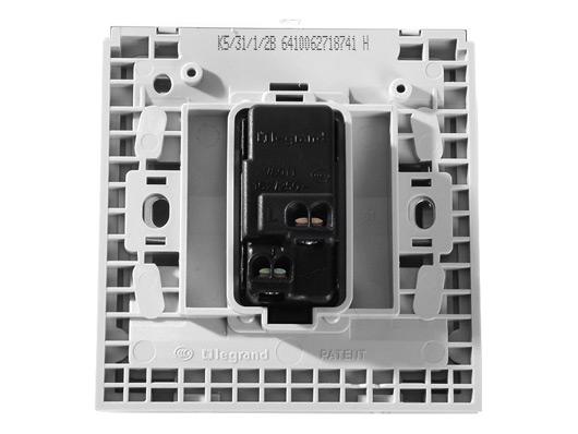 tcl-罗格朗 k5单联开关(5只装)