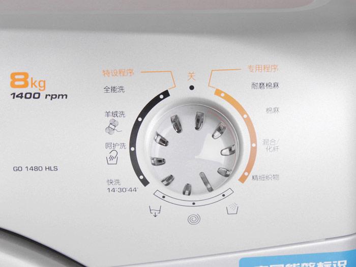 半自动洗衣机排水旋钮结构图