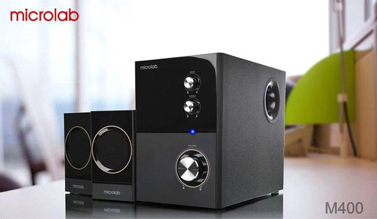 麦博(microlab)m400高品质有源音箱