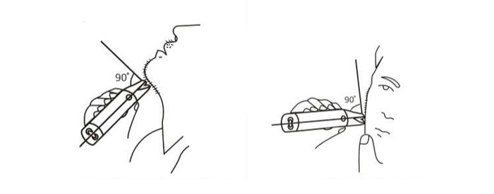 奔腾(povos)剃须刀ps3206b(双刀独立浮动刀头,usb充电设计,智能防夹