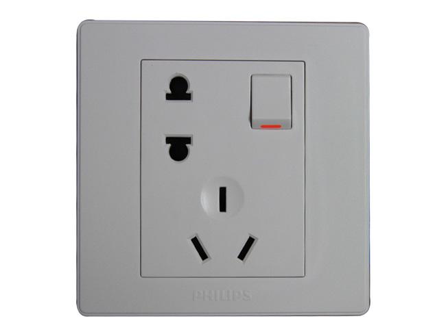 齐达定时插座电路图