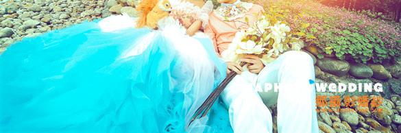 那摄影海南三亚外景婚纱