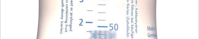 NUK宽口径奶水储存瓶(125ML 4只)