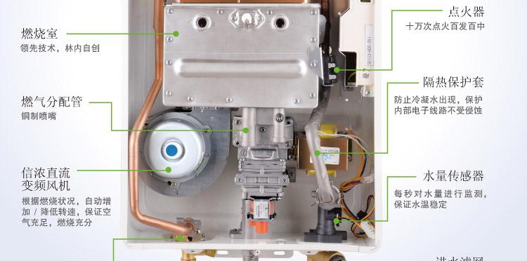 气热水器(天然气)