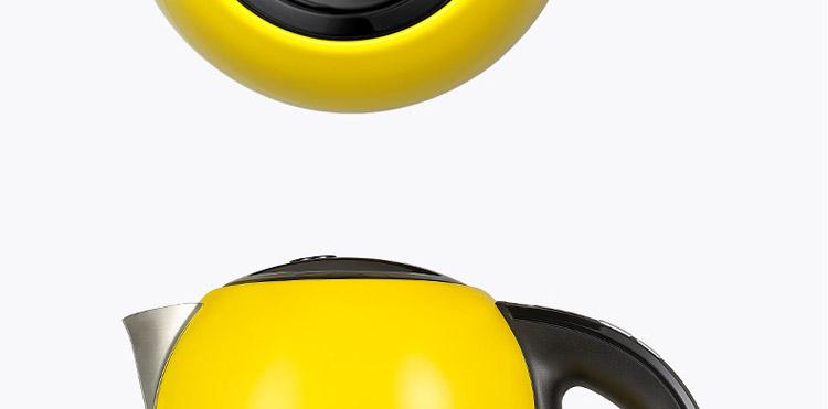 北鼎(buydeem)k300智能温控电水壶(桔梗蓝色)