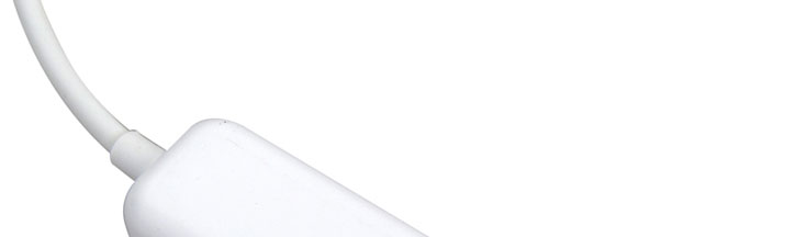 iphone数据线(白色)