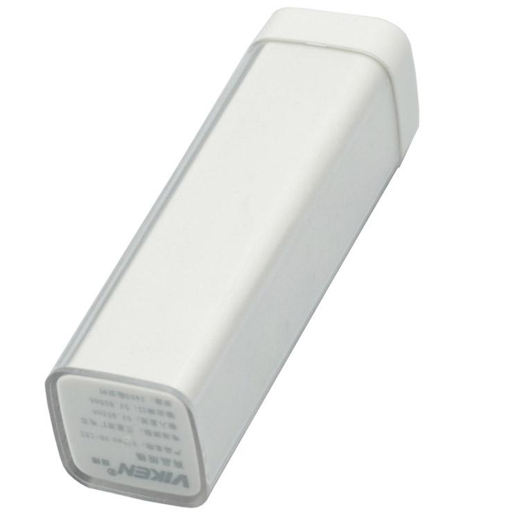 维肯(viken)vb102-2500毫安移动电源充电宝(黑色)(2500mah)