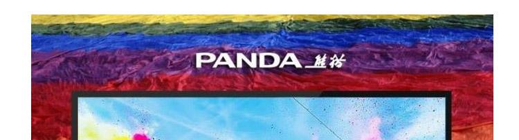 熊猫彩电le39d39 39英寸 高清蓝光led液晶电视