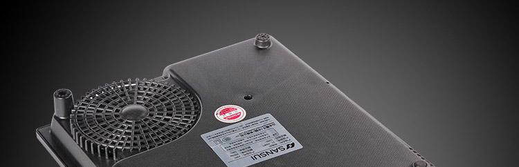 山水(sansui)st-20hp1电陶炉(七环火超大炉盘 极速加热 按键控制 四