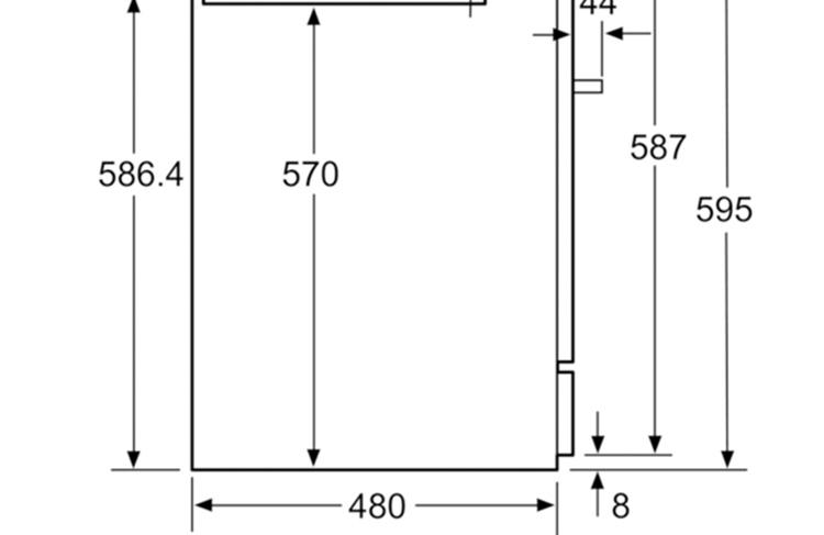 厨房烤箱电路布置图