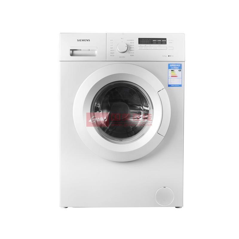 siemens/西门子 wm08e0r1ti 6.2公斤 全自动滚筒洗衣机